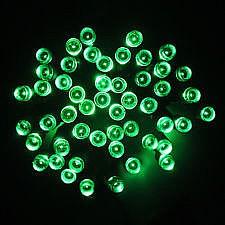 שרשרת סולארית ירוק