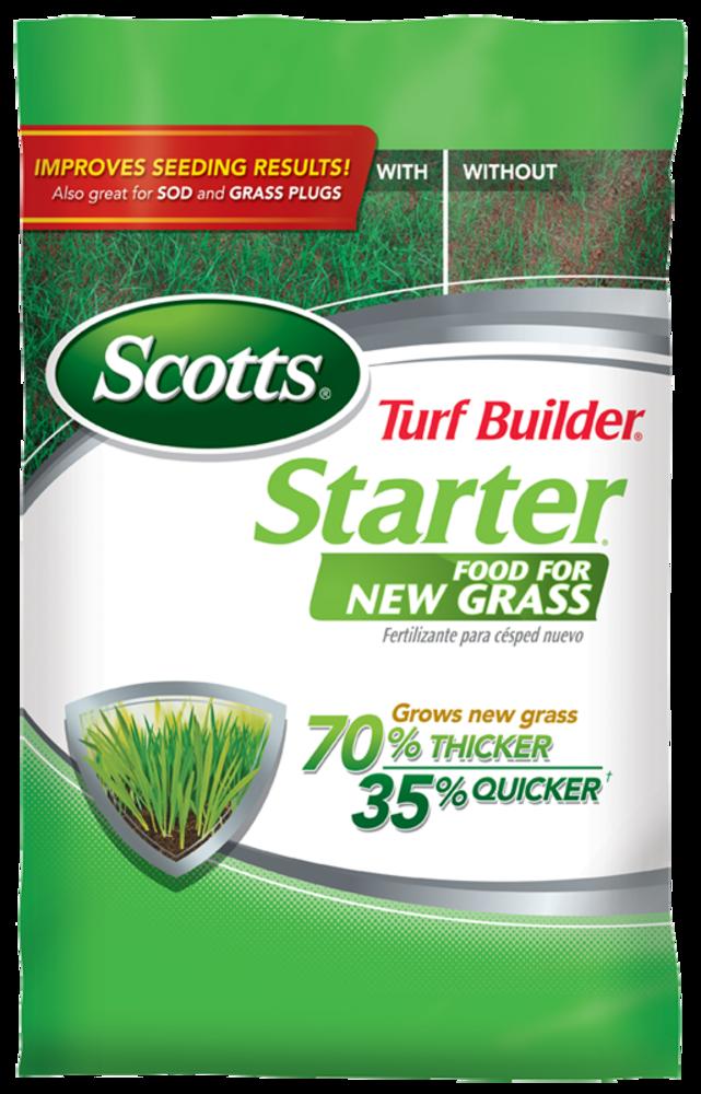 סטרטר דשן לדשא 24-25-4 ל 1000 מ