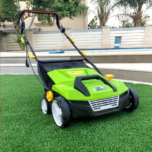 מנקה דשא סינטטי